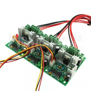 Speed controller for PWM motors, 10-36V