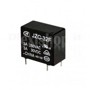 Relay HF32F/005-ZS SPDT a 5V, 3A