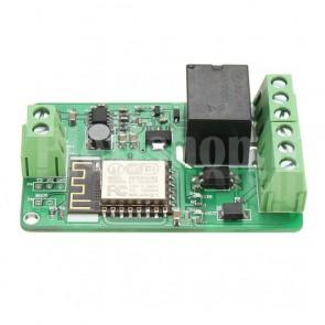 Relay Wi-Fi con ESP8266 per Arduino, 10A