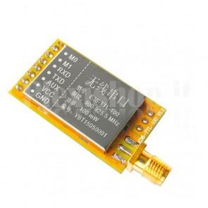 Ricetrasmettitore wireless UART 915MHz 100mW