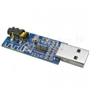 Ricevitore Bluetooth USB XH-M226