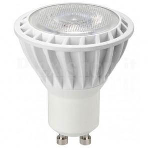 Riflettore LED GU10 5W 345 Lumen Bianco Caldo, Classe A+