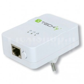 Ripetitore Wireless 150N Amplificatore da Muro Repeater6