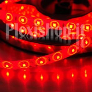 ROSSO - Bobina Striscia LED SMD 5050 60 Led/Metro IP65