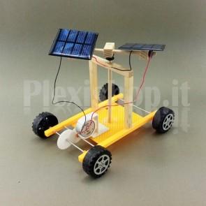 Rover esplorativo a energia solare