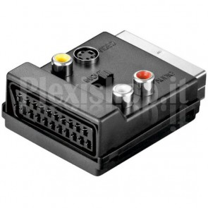 SCART Adapter IN/OUT