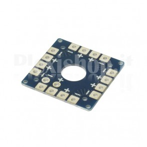 Supply splitting board for MultiCopters