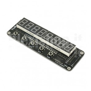 Expansion board with Display