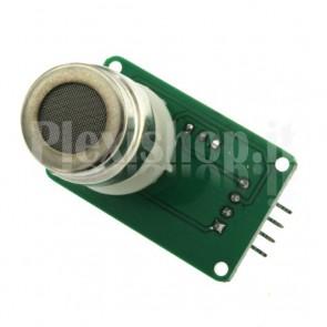 Sensor module carbon dioxide CO2