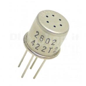Sensore di Aria Contaminata TGS2602 TO-5