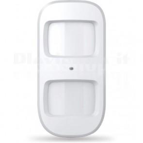 Sensore di movimento senza fili ad infrarossi pet-immune