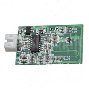 Sensore di prossimità a microonde rilevazione 4-8 a 180°