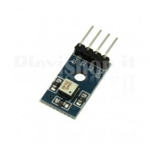 Sensore inclinometro a 4 direzioni, RPI-1031