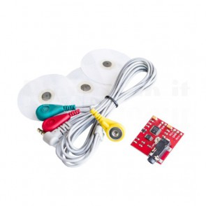 Sensore per elettromiografia EMG per Arduino