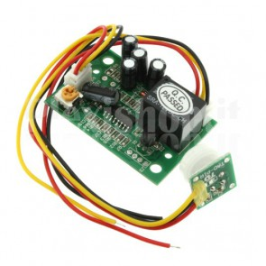 PIR sensor for motion detect with relay output