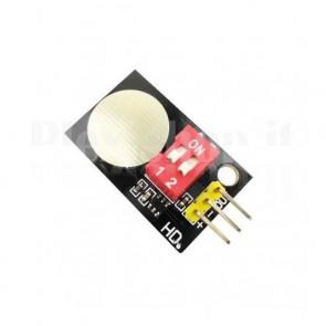 Sensore touch capacitivo per Arduino