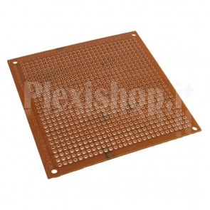Breadboard single side 80x80mm