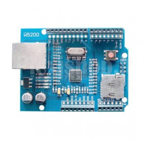 Shield Ethernet per Arduino W5500