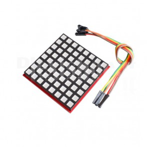 Matrice LED RGB 8x8 per Raspberry Pi