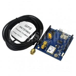 Arduino Shield U-blox NEO-6M GPS