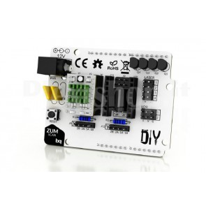 Shield Zum Scan Ciclop controller per Arduino UNO