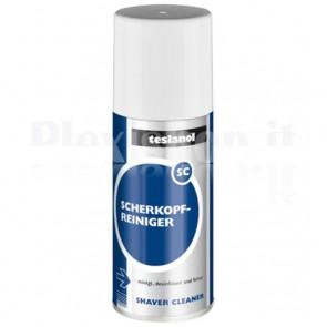 Spray per la pulizia testina rasoi 100 ml