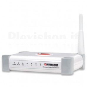 Router Wireless 150N, 4 Porte Lan + porta WAN