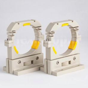 Staffa di supporto per tubo laser - Ø 50-80 mm