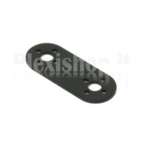 Long C aluminium bracket