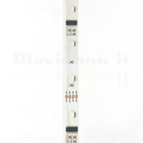 Striscia led DMX 30 led per metro RGB - 5mt