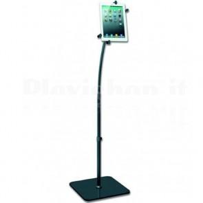 Supporto da Pavimento per iPad/Tablet 7''-10.4''