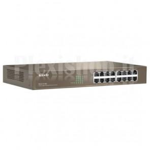 Switch 16 Porte 10/100/1000 Gigabit TEG1016D