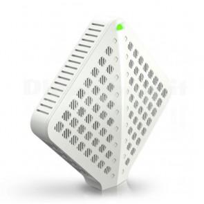 Switching Hub 8 Porte Gigabit Desktop Bianco