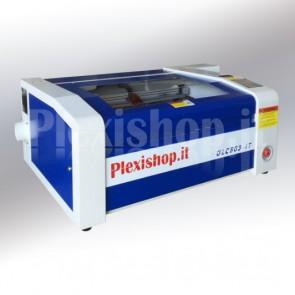 Macchina Laser Taglio Plexiglass
