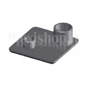 Tappo nero 32x32 mm