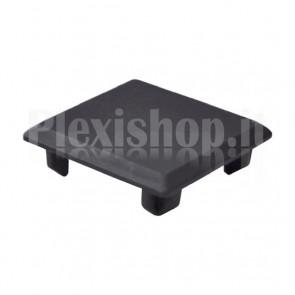 Tappo nero 45x45 mm