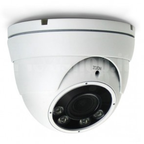 Telecamera Dome IP POE IR Varifocale 2MP da Soffitto IP66 AVM2432TP