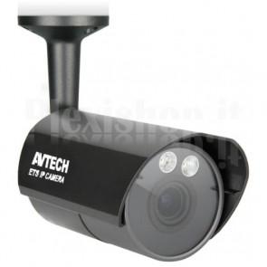 Telecamera IP PoE IR da Soffitto HD 1.3MP IP66 AVM359CP