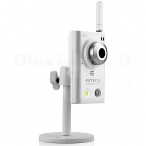 Telecamera IP Wireless da Interno 1.3MP SD AVN815EZ