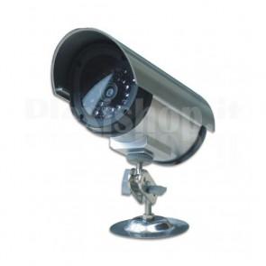 Telecamera IR finta con LED per interni