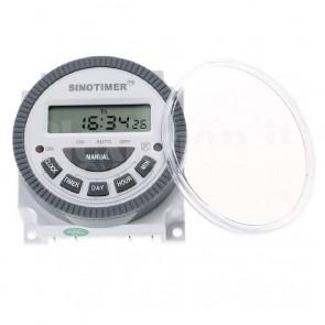 Temporizzatore Digitale Programmabile CN304A 24/7