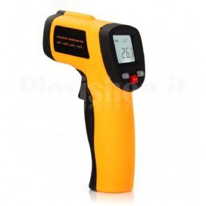Termometro laser infrarossi GM320, -50~380°C