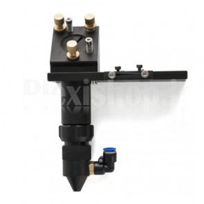 Testina laser a CO2 per lenti da 20mm e specchio da 25mm, FL  50.8-101.6mm