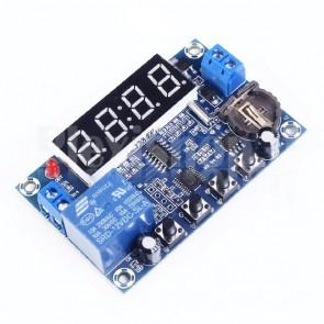 Timer digitale XH-M196, 3 gruppi con memoria