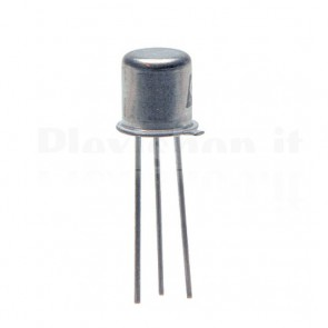 Transistor PNP BJT BC327 per Piccoli Segnali