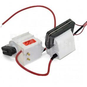 Trasformatore flyback per alimentatore laser da 80W, kit di 2 elementi