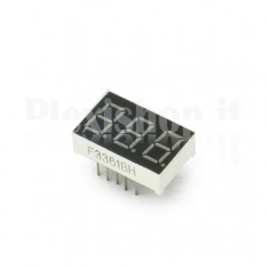 Triple mini LED Display