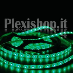 VERDE - Bobina Striscia LED SMD 5050 60 Led/Metro IP65