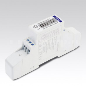 Wattmetro digitale SDM120 RS-485 DIN