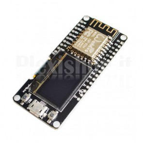 Wemos D-duino v.2 con Display OLED 0.96""